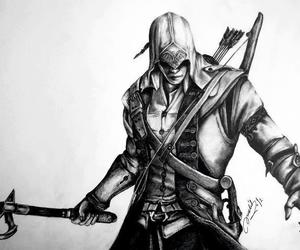 Connor and assassin's creed iii image