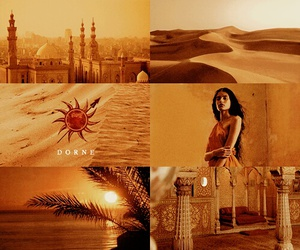 game of thrones and dorne image