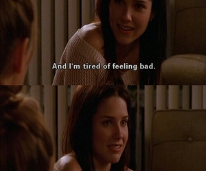 one tree hill, quotes, and bad image