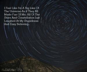 stars, love, and night-sky image