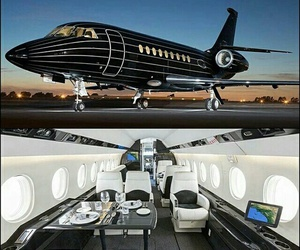 jet, luxury, and money image