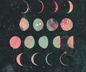 alternative, moon, and fondo image