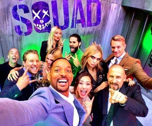 suicide squad, jared leto, and will smith image