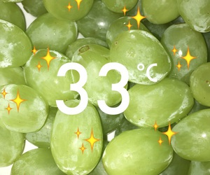 grapes, food, and green image
