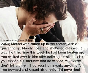 marcel and Harry Styles image