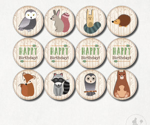 baby animals, etsy, and decorations image