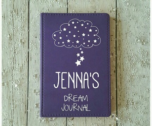 dreams, journals, and notebook image