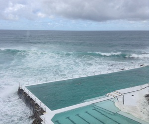 bondi, ocean, and swim image