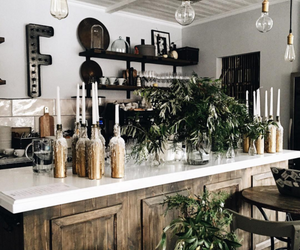 pretty, wood, and restaurant image