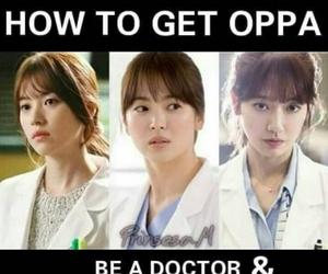 doctor, kdrama, and park shin hye image
