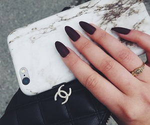 chanel, inspo, and nails image