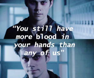 tumblr, teen wolf, and void stiles image