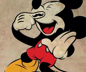 mickey, mustache, and mickey mouse image