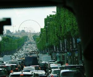 avenue, les, and parís image