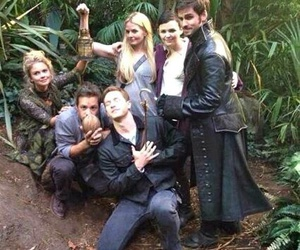 once upon a time, ouat, and hook image