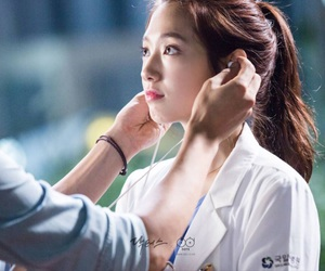 doctors, park shin hye, and kdramas image