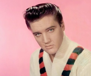 50s, elvis, and Elvis Presley image