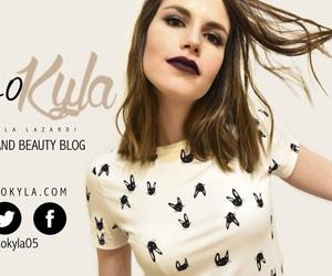 blog, blogger, and fashion image