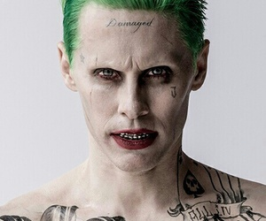 joker, suicide squad, and jared leto image