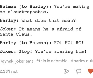 batman, funny, and joker image