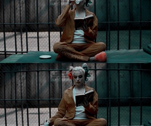 aesthetic, grunge, and harley quinn image