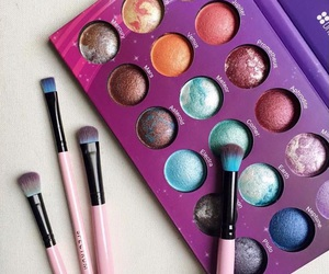 makeup, Brushes, and cosmetics image