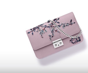 bag, Christian Dior, and clutch image