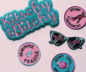patches and feminism image
