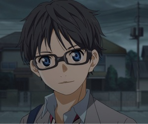 anime, arima kousei, and your lie in april image