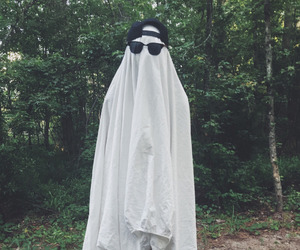 ghost, aesthetic, and grunge image