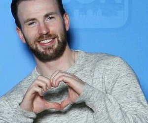 adorable, chris evans, and hands image