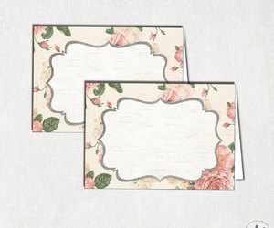 etsy, shabby chic, and shower decorations image