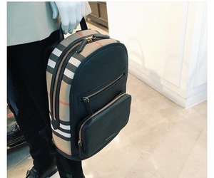bags, Burberry, and cold image