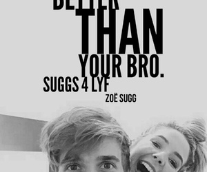 british, zoella, and joesugg image