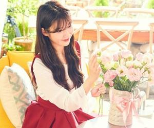 beautiful, iu, and lee jieun image