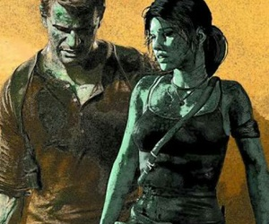 elena, tomb raider, and uncharted image