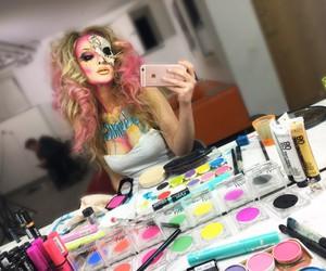 colorful, make up, and ellinor rosander image