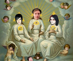 band, emo trinity, and fall out boy image
