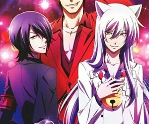 gugure! kokkuri-san, anime, and inugami image