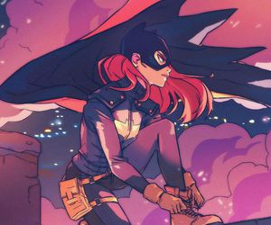 batgirl, barbara gordon, and dc comics image