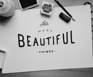 beautiful, art, and things image