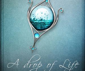 amulet, art, and fantasy image