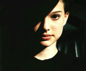 natalie portman, black, and beauty image