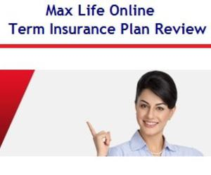 insurance plans, term insurance plans, and max life online term plan image