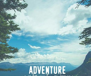 adventure, wallpaper, and sky image