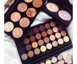 makeup, neutral, and makeup revolution image