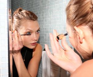 Karlie Kloss, model, and beauty image