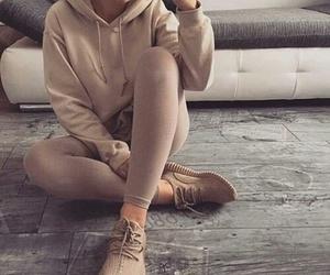 fashion, style, and yeezy image