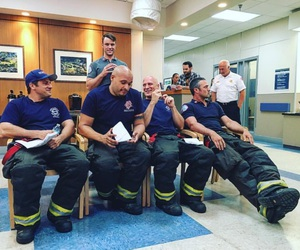 chicago fire, jesse spencer, and capp image