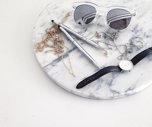 watch, sunglasses, and tumblr image